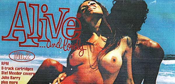 Alive and Lovely fanzine