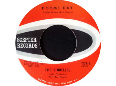 The Shirelles Dooms Day