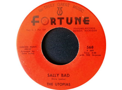 The Utopias Sally Bad