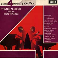 Ronnie Aldrich and his two pianos